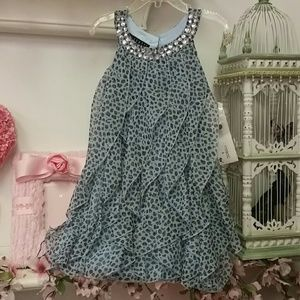 Biscotti Other - Biscotti NEW flowy girls sz 4 dress