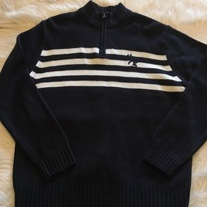 South Pole Other - Boys Navy and White Sweater