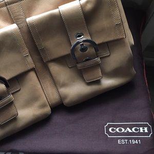 Coach set, Soho bag & wallet