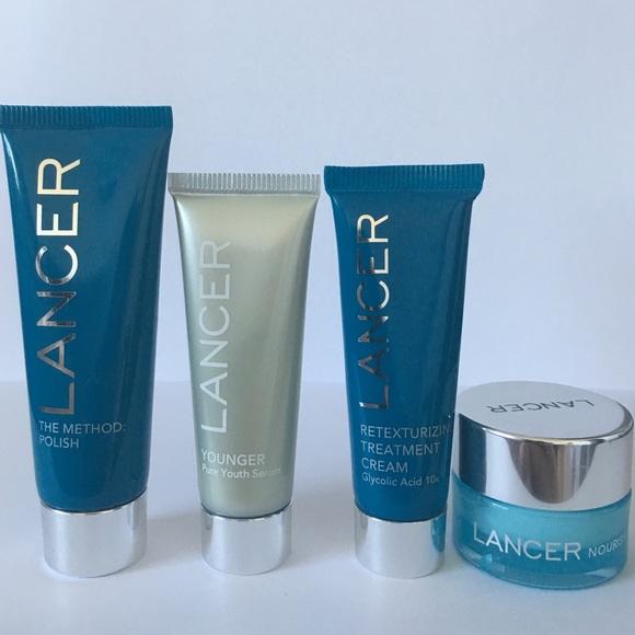 Lancer Other Sold 108 Value Dr Skin Care Set Poshmark