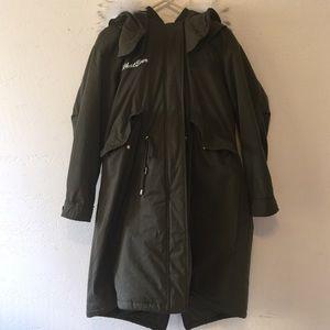 Jackets & Blazers - Parka jacket