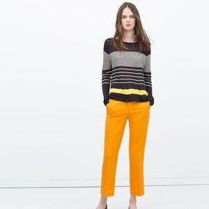 Zara Striped Sweater