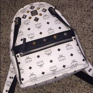 MCM Handbags - 100%authentic mcm 2 in 1 backpack