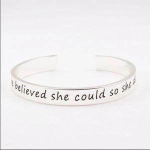 Jewelry - Inspirational Bracelet (2 qty)