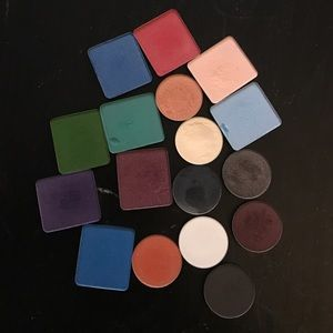 INGLOT Other - INGLOT eyeshadow lot