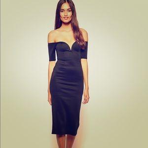 Oh My Love midi dress