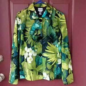 Size 1 Chico's Jacket