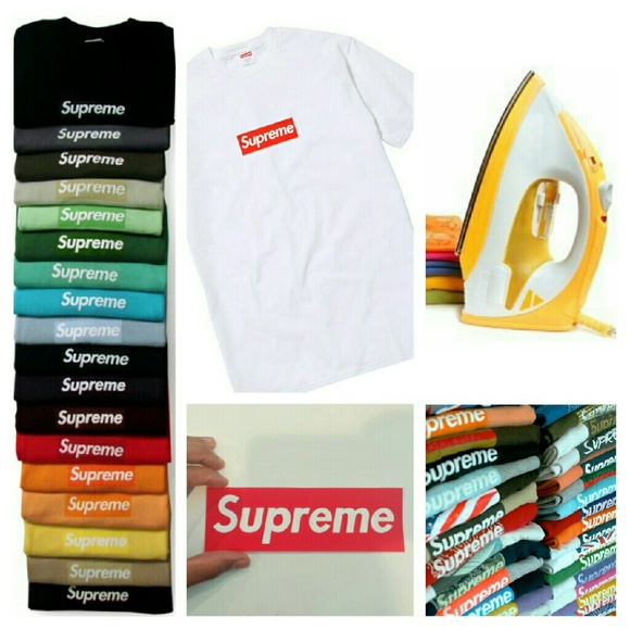 Supreme shirts diy any logo clothing ironon transfers poshmark diy supreme any logo clothing iron on transfers solutioingenieria Gallery