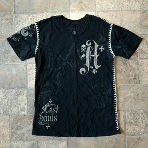 Affliction Other - 🌸SALE🌸 Affliction Lost Souls skull shirt