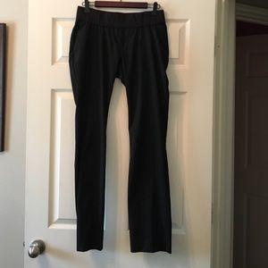 Pants - Black slacks maternity