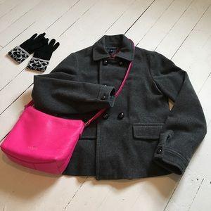 Tommy Hilfiger Jackets & Blazers - Tommy Hilfiger grey winter jacket.