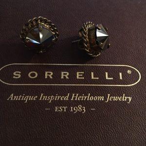 Sorrelli Jewelry - Sorrelli gray metallic earrings