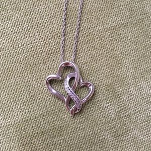 Kay jewelers Open Heart necklace