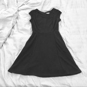 Merona (Target) - Black Sweetheart Dress