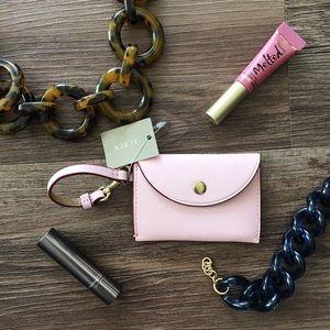 🎉HP🎉 Italian leather coin purse