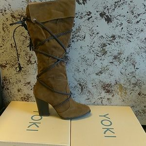 Shoes - Romey Boots