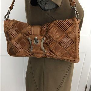 b. makowsky Handbags - B. Makowski leather Cairo Clutch Bag