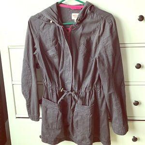 NWOT Hooded jacket