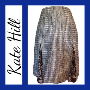 Kate Hill Dresses & Skirts - Tweed Skirt from Kate Hill