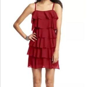 LOFT Dresses & Skirts - 🆕 Ann Taylor Loft ruffle dress