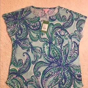 NWT Lilly Pulitzer Duval top