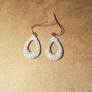 Jewelry - NWOT-Gorgeous Rhinestone Earrings