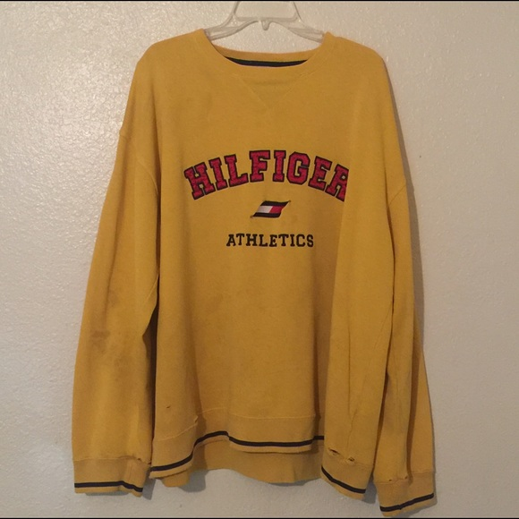 f1a61cfa Vintage Tommy Hilfiger Sweatshirt. M_58828fd79c6fcfe57f076930