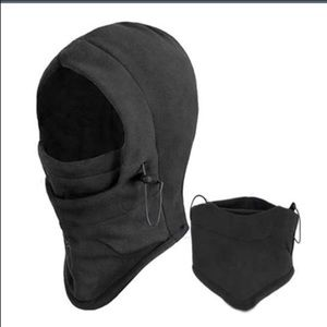 Other - 🎊🎉LAST ONE AVAILABLE....Men's Thermal Hooded Hat