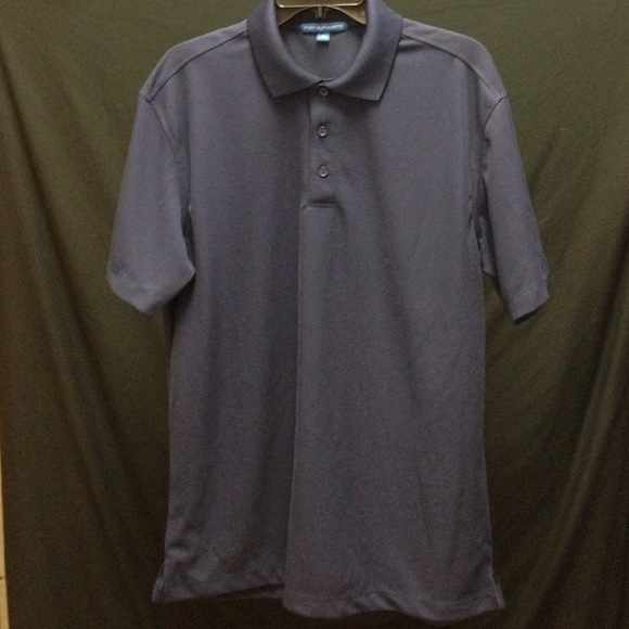 c1201f20 Men's Dry Zone Grid Polo / Coach Sport Shirt. M_5882958a78b31cf2f8077bc3