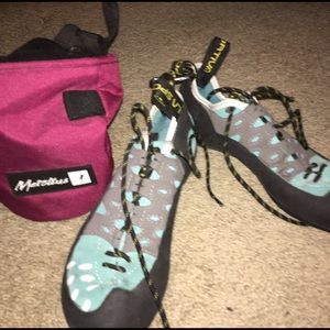 La Sportiv Shoes - La sportiva women's climbing shoes