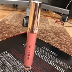 """Mally """"must have pink"""" high shine lipstick  NEW"""