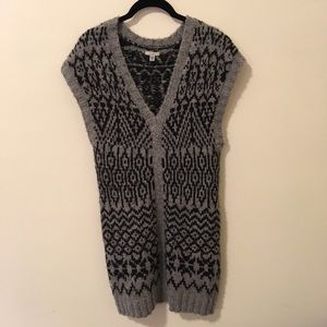 Ecote Sweaters - Ecote Sleeveless Knit Tunic Sweater
