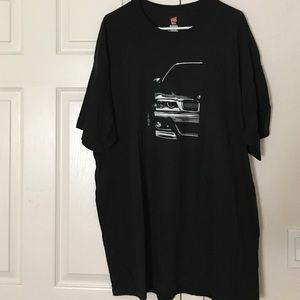 Other - Men's BMW graphics t-shirt;short sleeve:size XXL