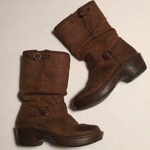 Durango Shoes - Durango Brown Leather Boots sz 7-1/2