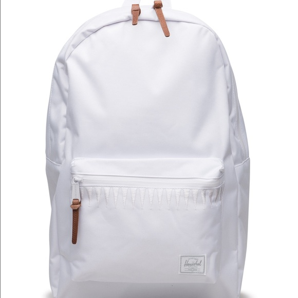 Herschel supply company other herschel settlement backpack white herschel settlement backpack white geo embroidery publicscrutiny Image collections
