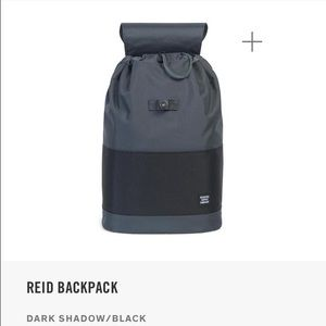 e2057bc91ef Herschel Supply Company Bags - NWT Herschel Reid Backpack Dark Shadow Black