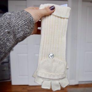 KORS Michael Kors Accessories - Michael Kors Open Finger Gloves