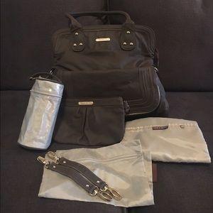 timi & leslie Handbags - 7 piece Hayley Diaper Bag