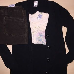 Lot of 3 Old Navy pieces-forms a nice outfit