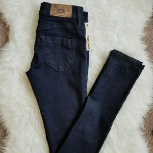 "Diesel Denim - *MAKE OFFER* Diesel ""Livier"" Super Slim Jegging"