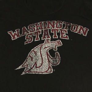 Original Retro Brand Tops - Washington state T-shirt!