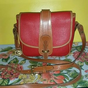 Dooney & Bourke Handbags - DOONEY BOURKE VTG BINOCULAR BAG