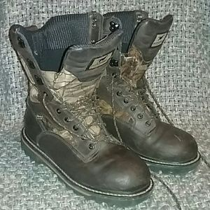 Irish Setter Other - Camo Boots