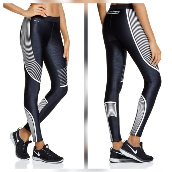 Nike Power Speed Running Tights Legging Black e0ea8c5d557b9