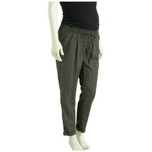 Old Navy Pants - Old Navy Maternity Low-Panel Drawstring Pant