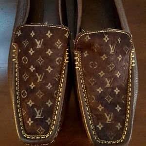 Louis Vuitton LV Driving Loafers