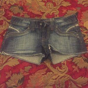 refuge Pants - Refuge denim shorts, never worn, missing tags