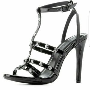 Charlotte Russe Shoes - FINAL PRICE New with tag black high heels