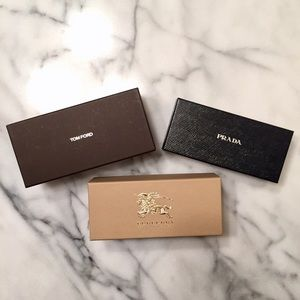 Tom Ford Other - 🆓 WHEN BUNDLED - Tom Ford & Burberry Boxes