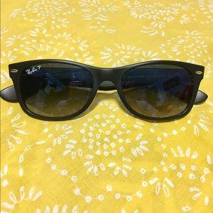 Ray-Ban Accessories - •New Classic Wayfarer Ray-Ban Sunglasses*
